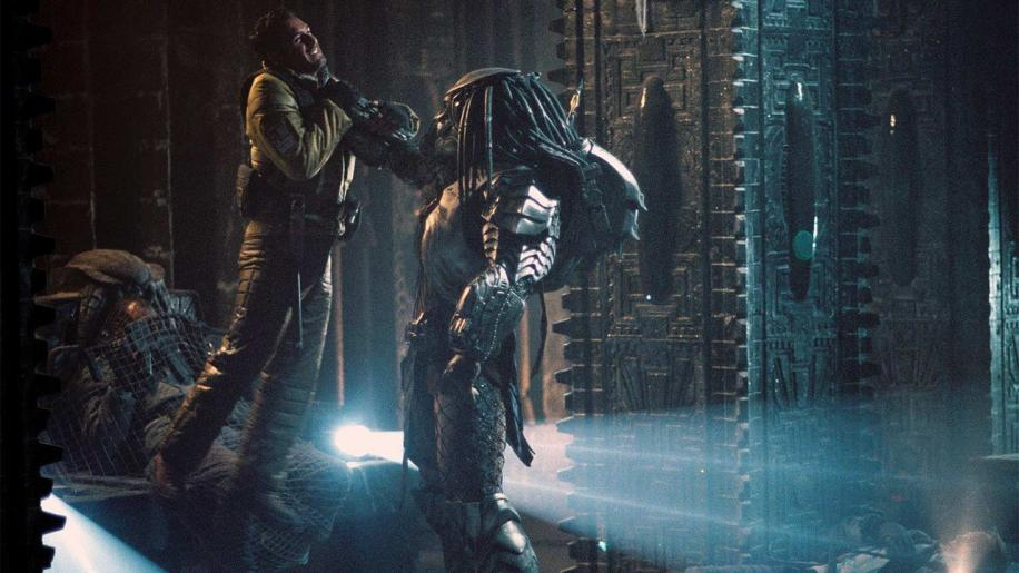 Alien vs. Predator : Unrated Edition DVD Review