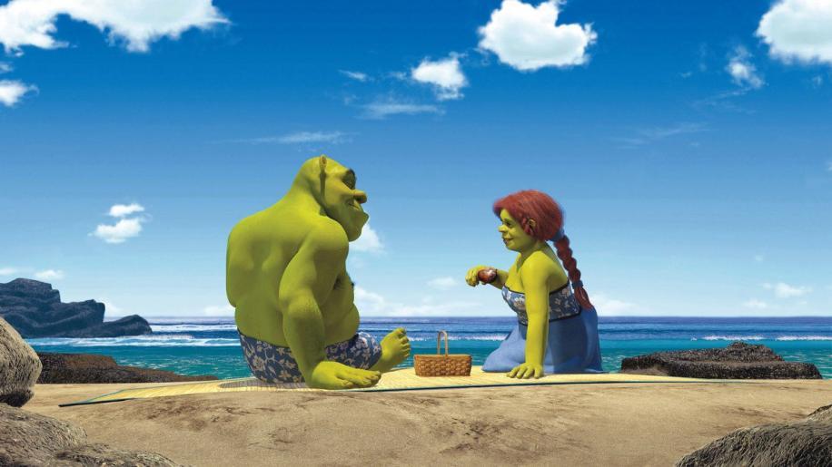 Shrek 2 DVD Review