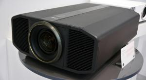 First Look at the JVC DLA-Z1 4K Laser Projector
