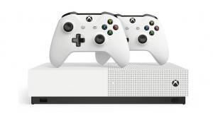 Discless Xbox One S set for April preorders
