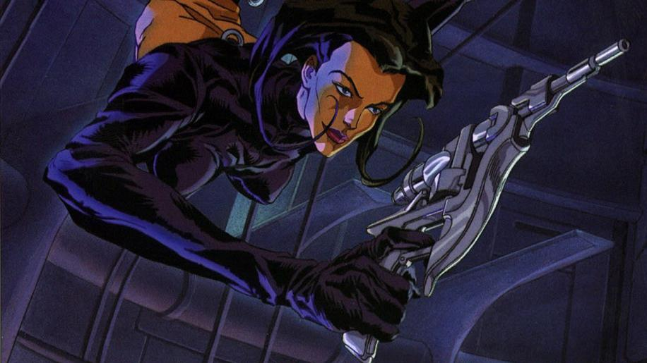 Aeon Flux: The Complete Animated Series DVD Review