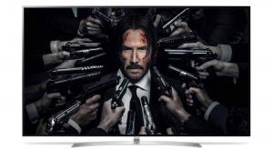 LG 55B7 4K OLED TV Review