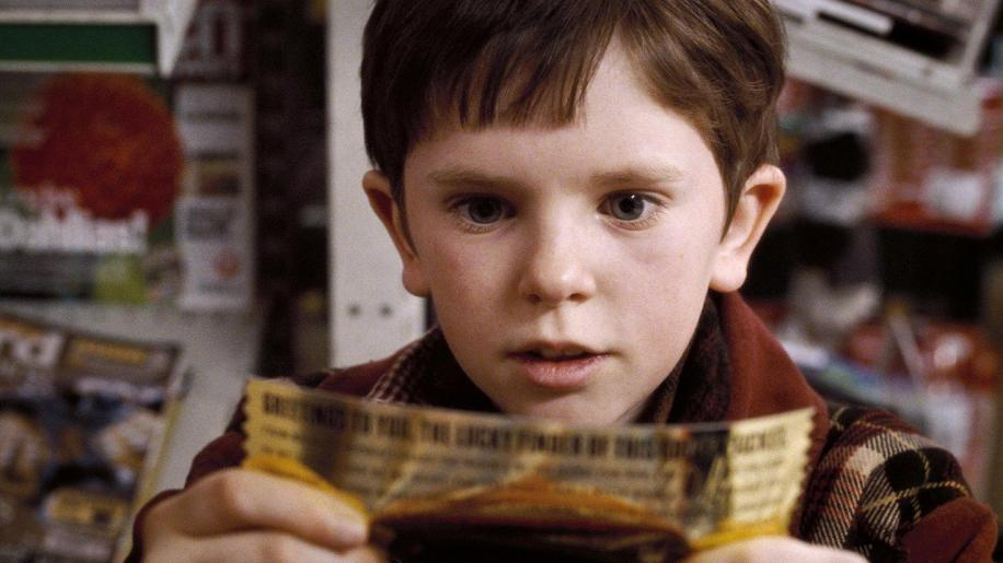 Charlie and the Chocolate Factory DVD Review