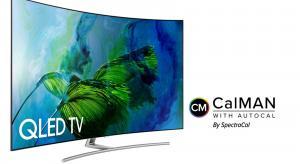 Calman enhance colour calibration control for 2018 Samsung QLED TVs