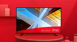 Toshiba launches UL20 4K HDR TVs from £299