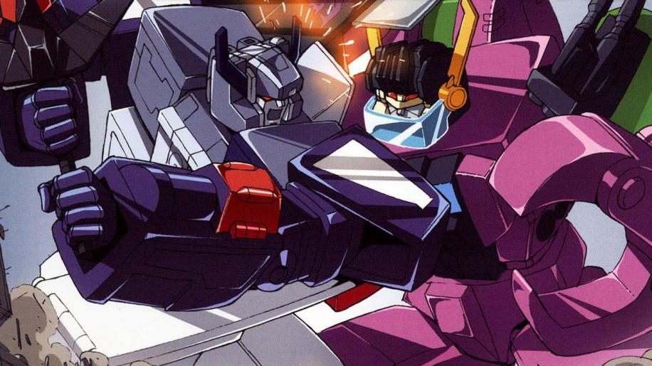 Transformers: The Headmasters DVD Review