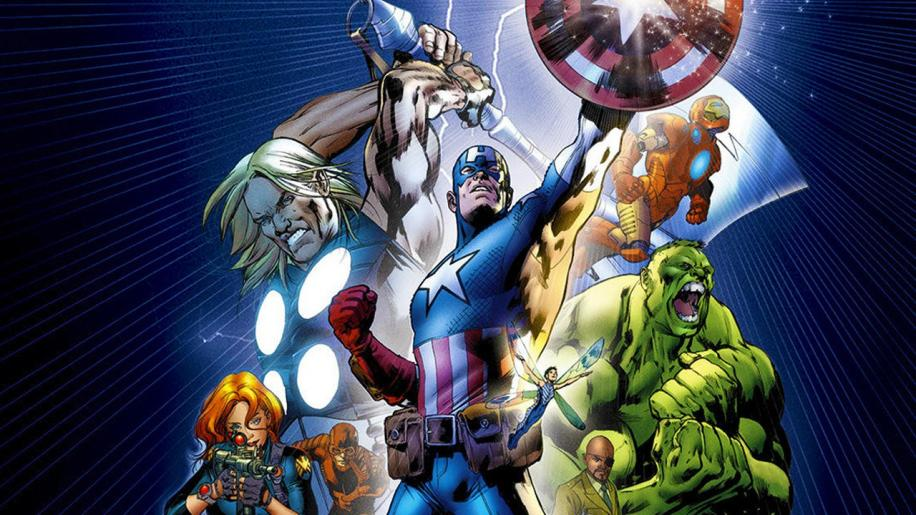 Ultimate Avengers Review