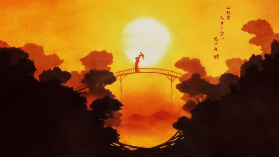 Legend Of The Dog Warriors, The: The Hakkenden DVD Review