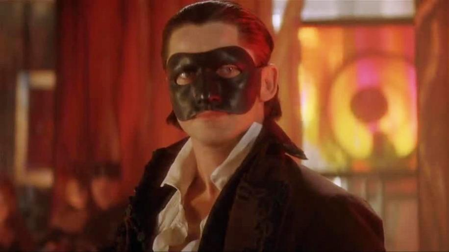 The Phantom Of The Opera DVD Review