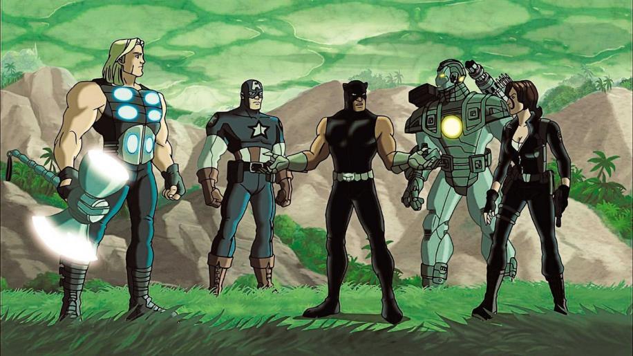 Ultimate Avengers II Review