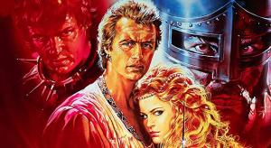 Flesh + Blood Blu-ray Review