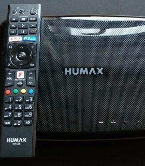 Humax FVP-5000T Freeview Play PVR Review