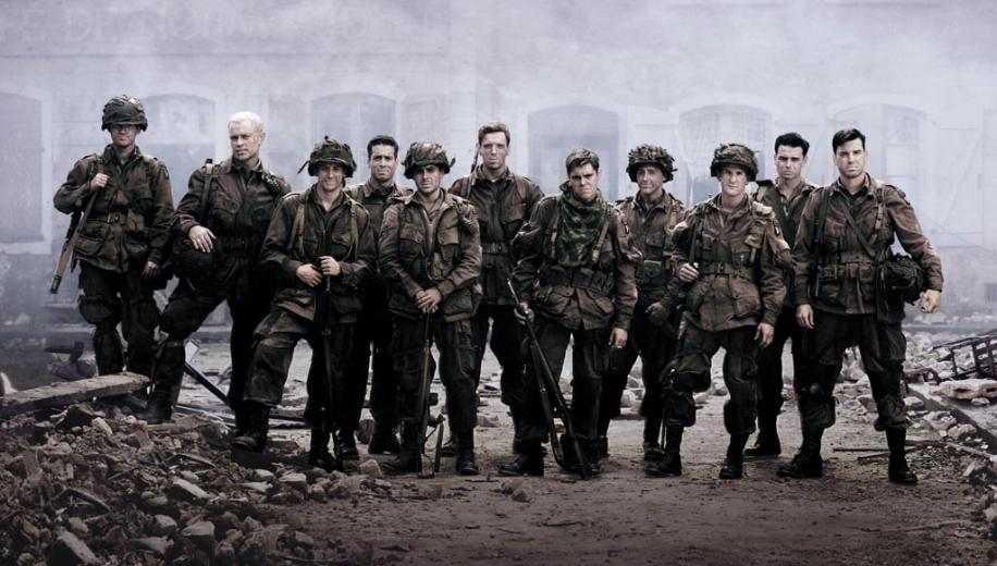 Band Of Brothers: The Complete Series Commemorative Gift Set DVD Review