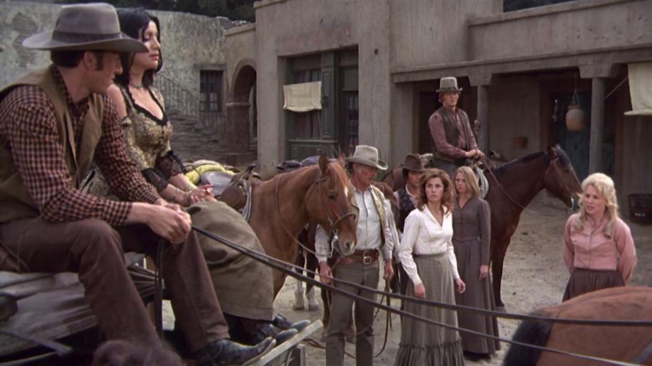 The Magnificent Seven Ride! Review