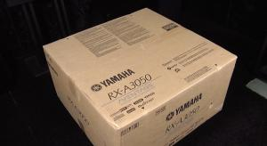 Unboxing & First Look at the Yamaha RX-A3050 AV Receiver