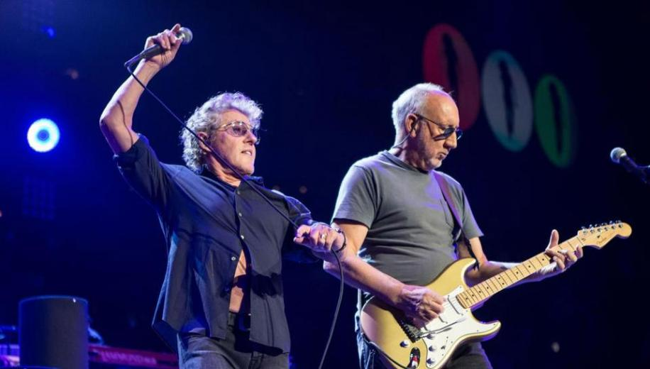 The Who: Live in Boston Review