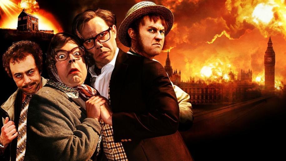 The League of Gentlemen's Apocalypse Review