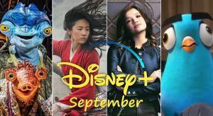 What's new on Disney+ UK for September 2020