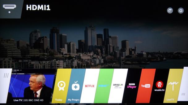 LG WebOS 2.0 Smart TV System Review