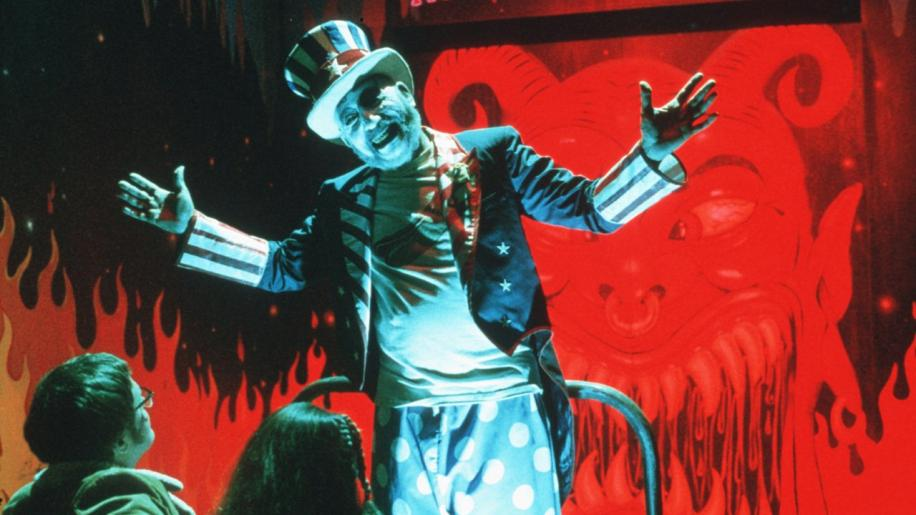 House Of 1000 Corpses DVD Review