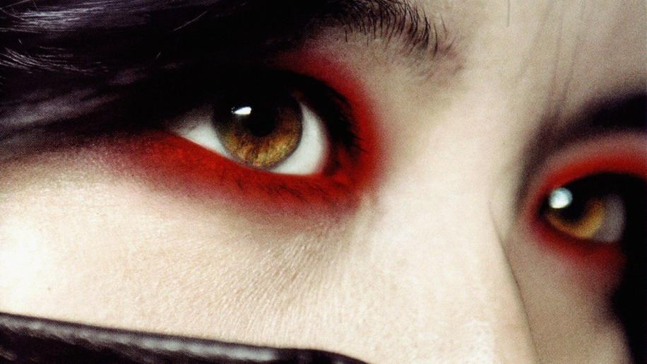 Sympathy For Lady Vengeance DVD Review