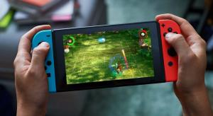 Anyone for Mario Tennis Aces on Nintendo Switch?