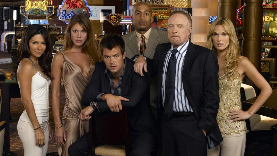 Las Vegas: Season 2 DVD Review