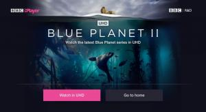Blue Planet II coming to iPlayer in 4K HDR