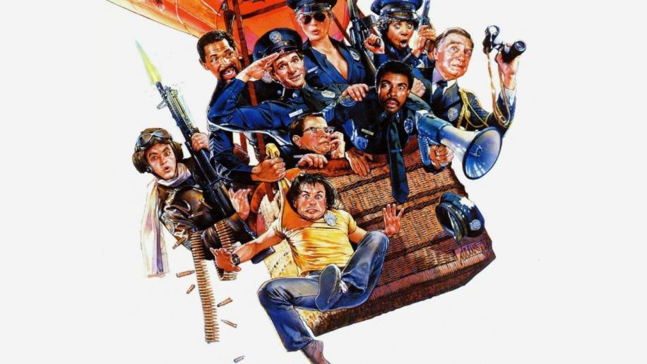 Police Academy 4: Citizens on Patrol Review