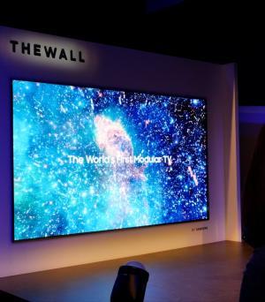 CES 2018: Samsung showcase Micro LED and Q9S 8K TV