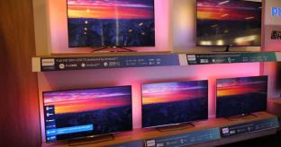 Philips launch Ultra HD 4K TVs for 2015