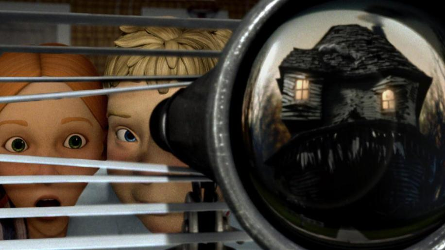Monster House DVD Review