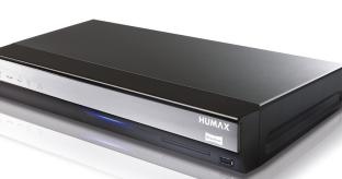 Humax to launch new Freeview HD+ PVR