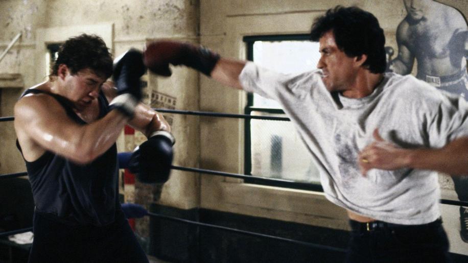 Rocky V Review