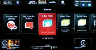Toshiba Smart TV System 2012 Review