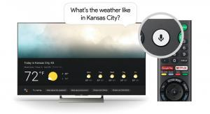 Google Assistant launching on 2018 Sony Android TVs