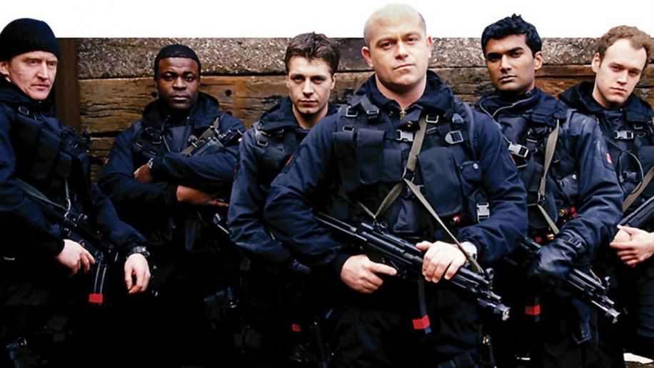 Ultimate Force - Series One DVD Review