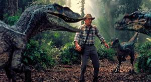 Jurassic Park III 4K Ultra HD Blu-ray Review