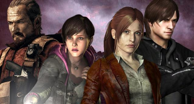 Resident Evil: Revelations 2 Xbox One Review