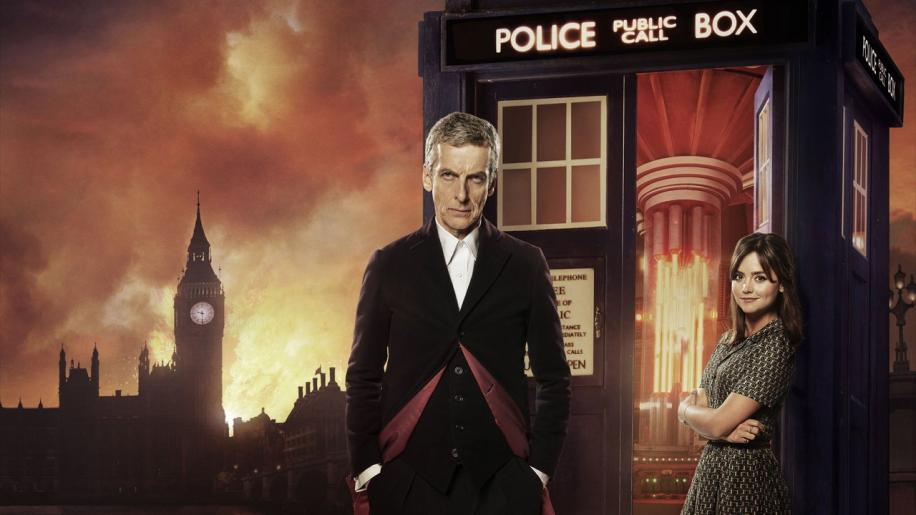 Doctor Who: The Complete Second Series DVD Review