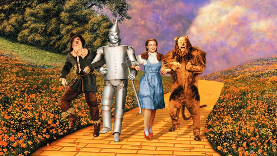 The Wizard Of Oz DVD Review
