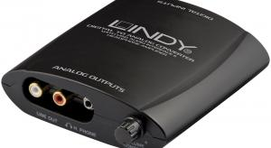 Lindy USB DAC & Headphone Amp Review