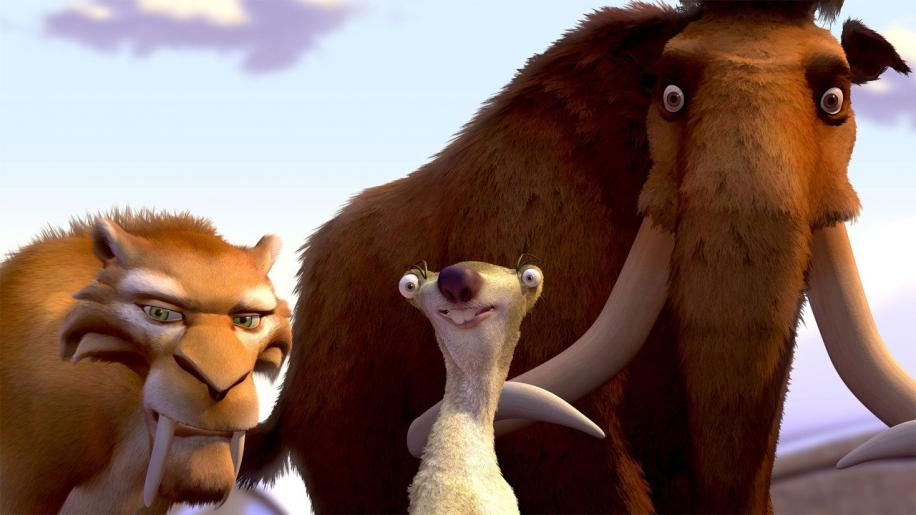 Ice Age: Extreme Cool Edition (DTS) DVD Review