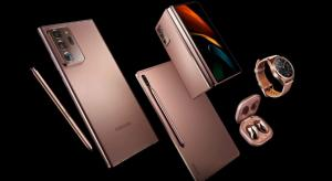 Samsung Galaxy Note 20 smart phone models launched