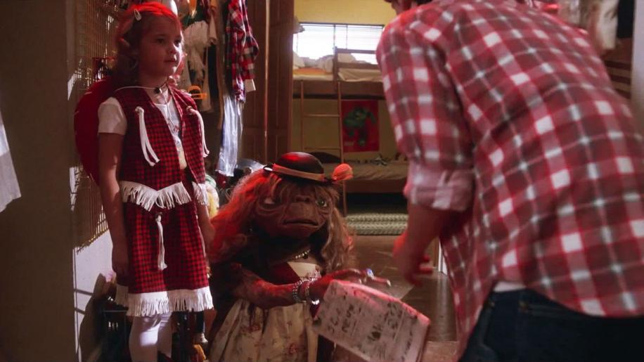 E.T. The Extra-Terrestrial: 20th Anniversary Edition DVD Review