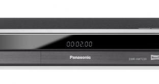 Panasonic HWT230 (DMR-HWT230EB) Smart Freeview PVR Review