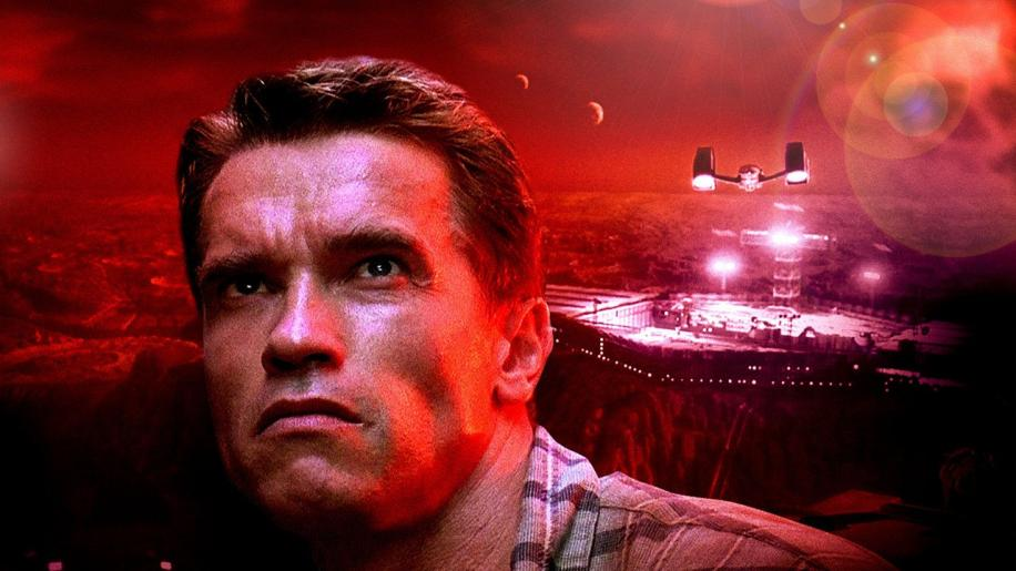 Total Recall: The DTS Edition DVD Review