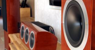 Tannoy DC10T, DC8T & DC6 LCR Speaker Package