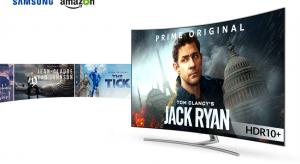 Samsung TVs to get HDR10+ Amazon on 13 December