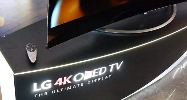 VIDEO: LG UK 2015 4K OLED TV launch dates and prices